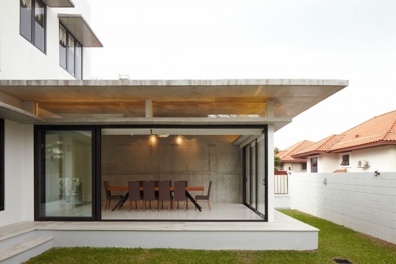 Voila House by Fabian Tan Architect 05
