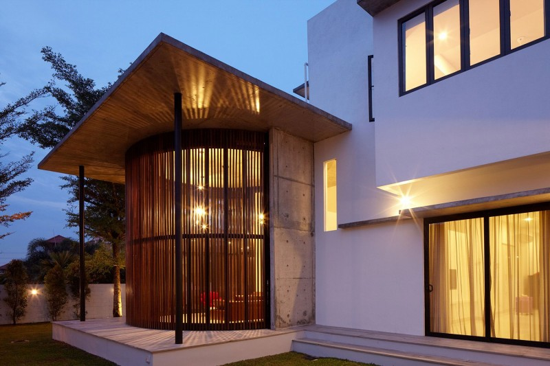 Voila House by Fabian Tan Architect 19