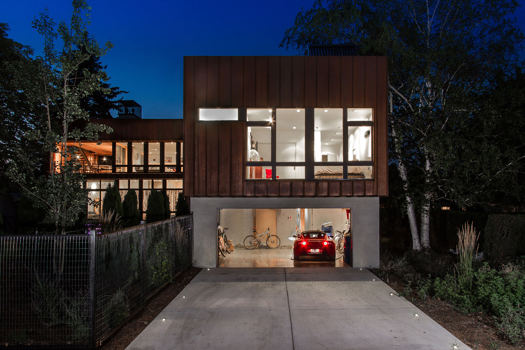 Wren Residence by Chris Pardo Design Elemental Architecture 17