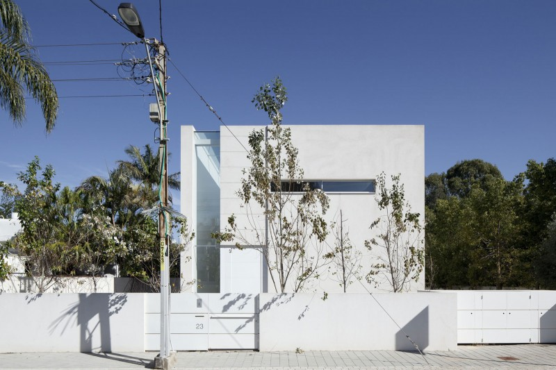 Afeka House by Axelrod Architects and Pitsou Kedem Architect 02