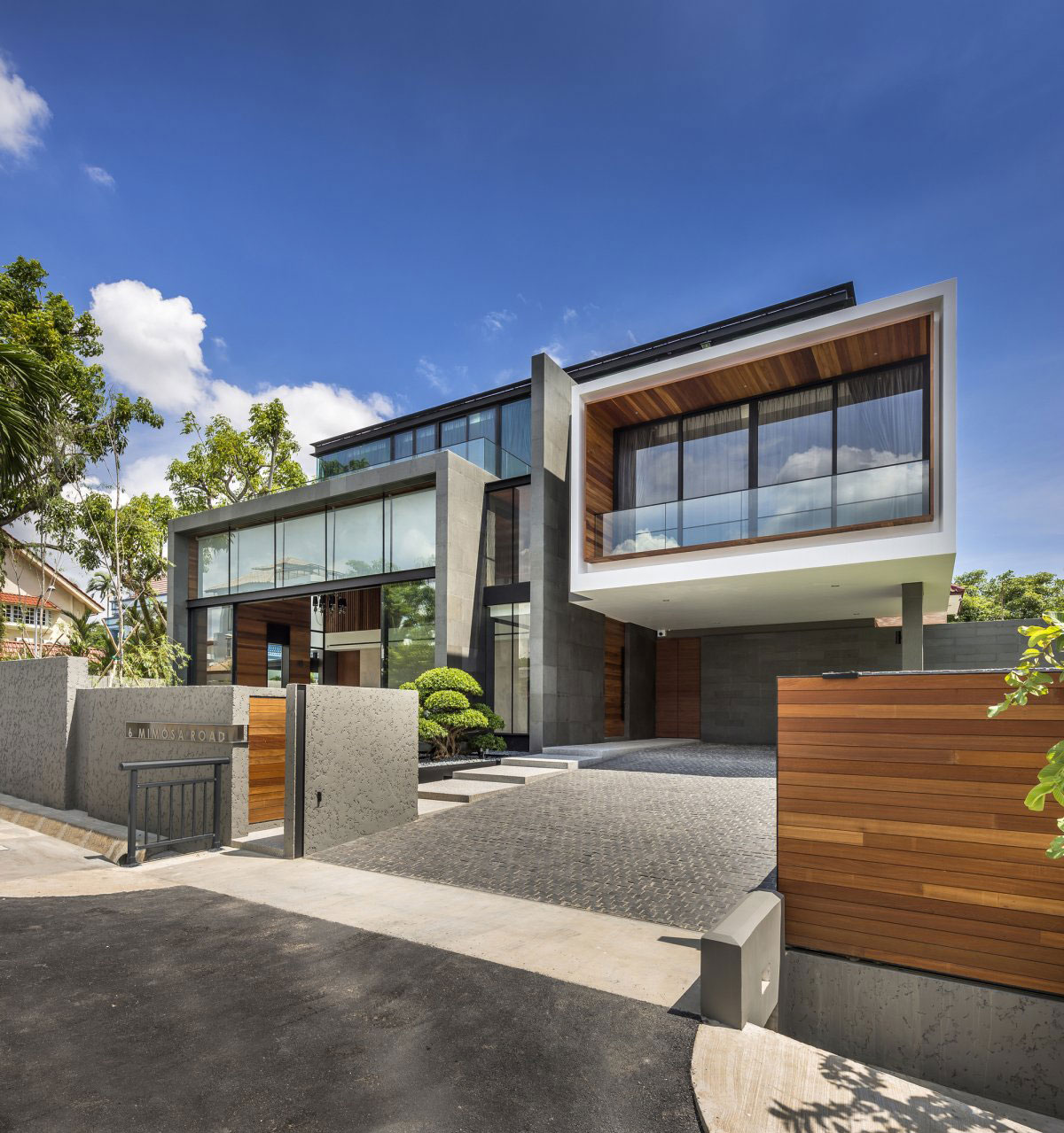 6 Mimosa Road by Park + Associates 01