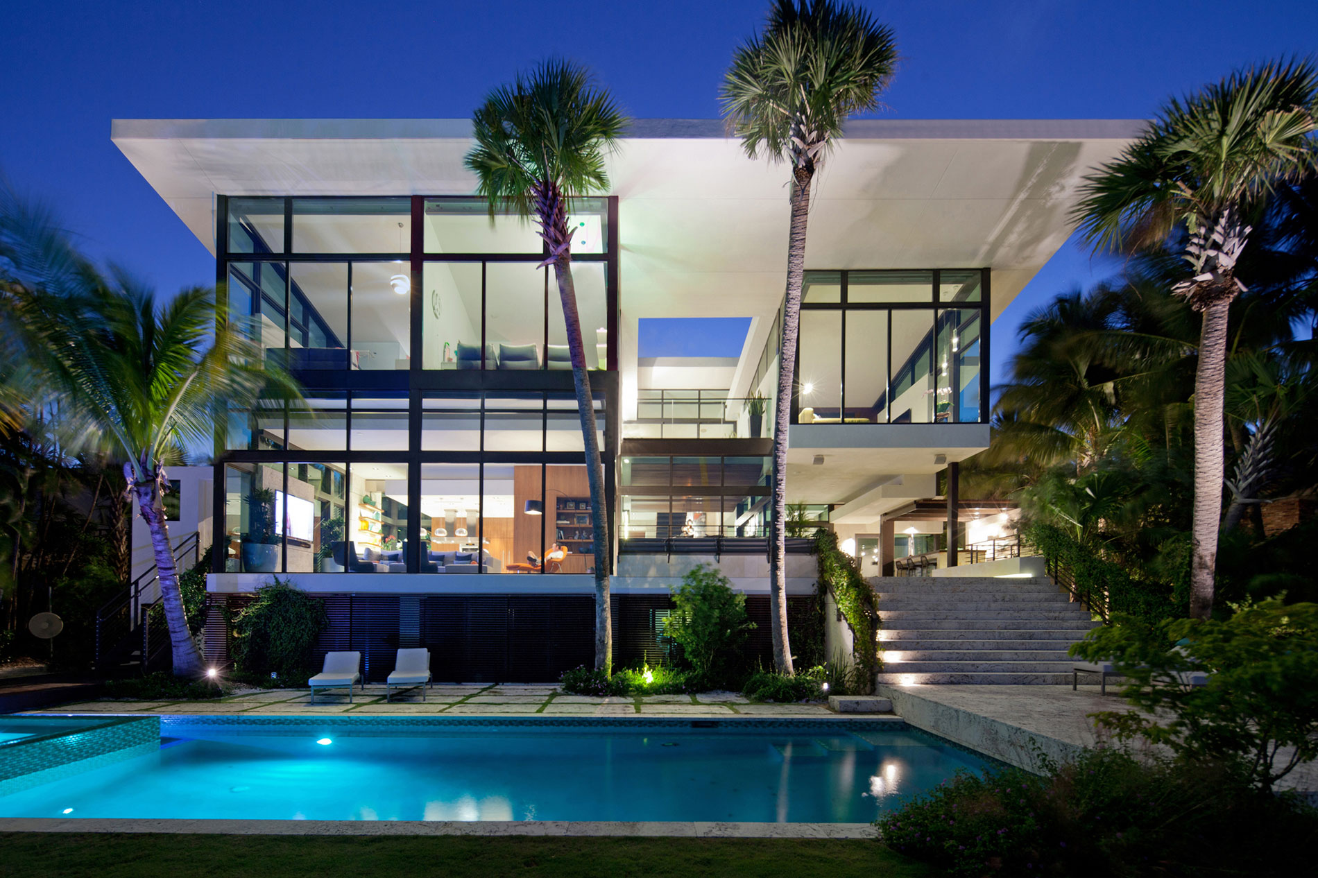 Coral Gables Residence by Touzet Studio 03