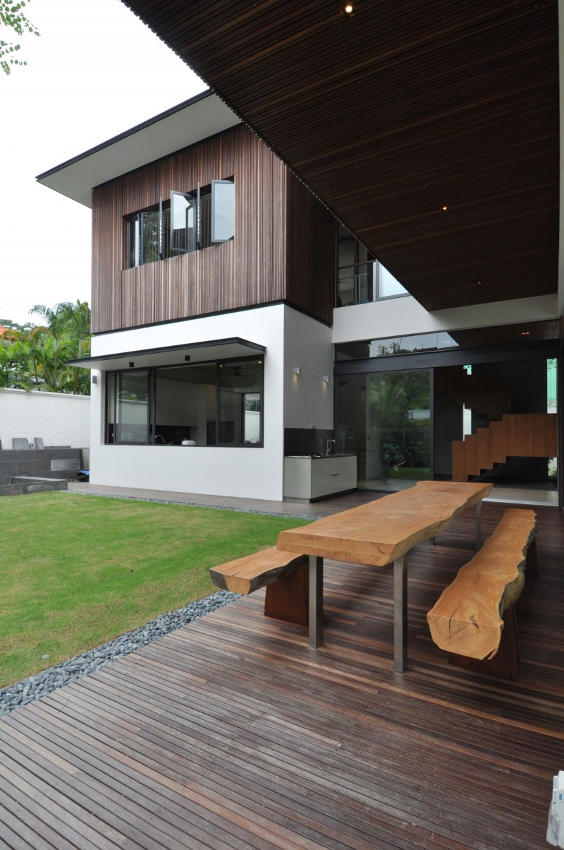 Sunset Terrace House by a_collective 04