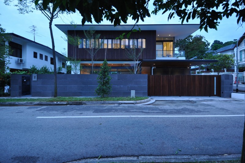 Sunset Terrace House by a_collective 18