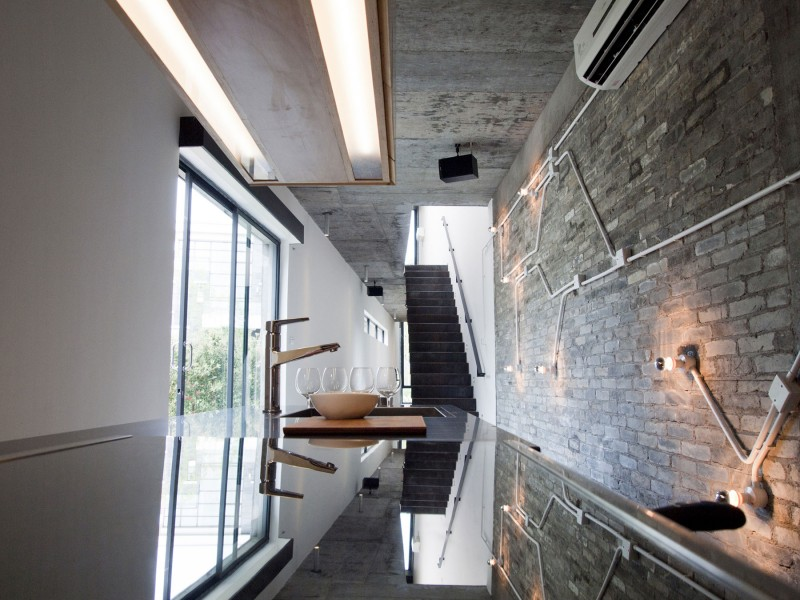 Tapered House by Index Architecture 07
