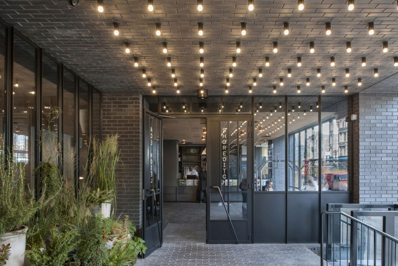 Ace Hotel London by Universal Design Studio 01