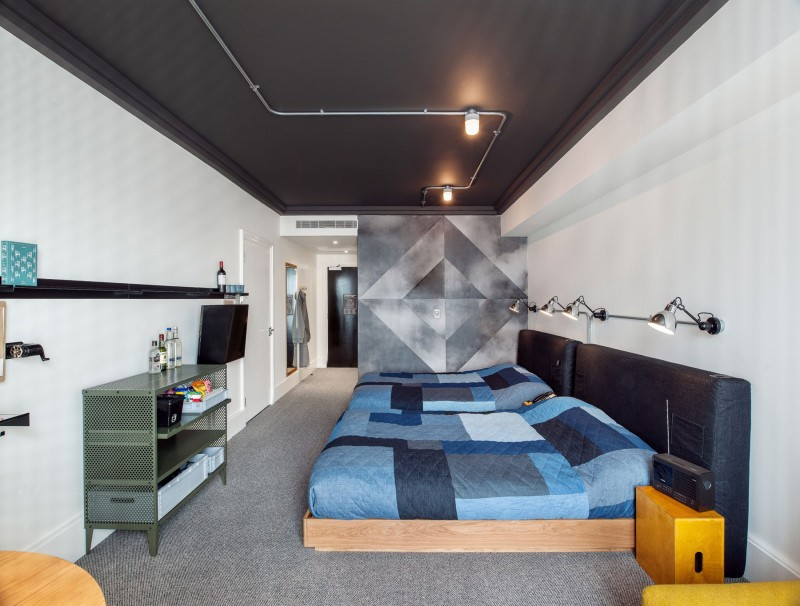 Ace Hotel London by Universal Design Studio 04