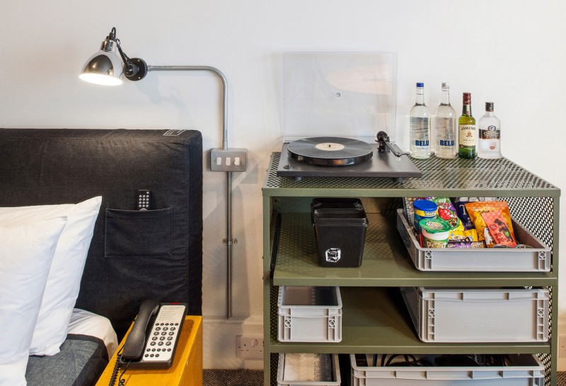 Ace Hotel London by Universal Design Studio 07