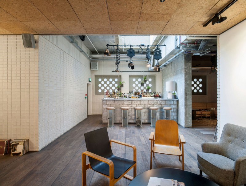 Ace Hotel London by Universal Design Studio 14