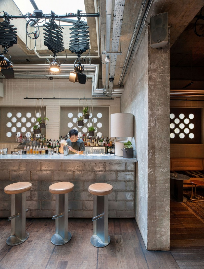 Ace Hotel London by Universal Design Studio 16