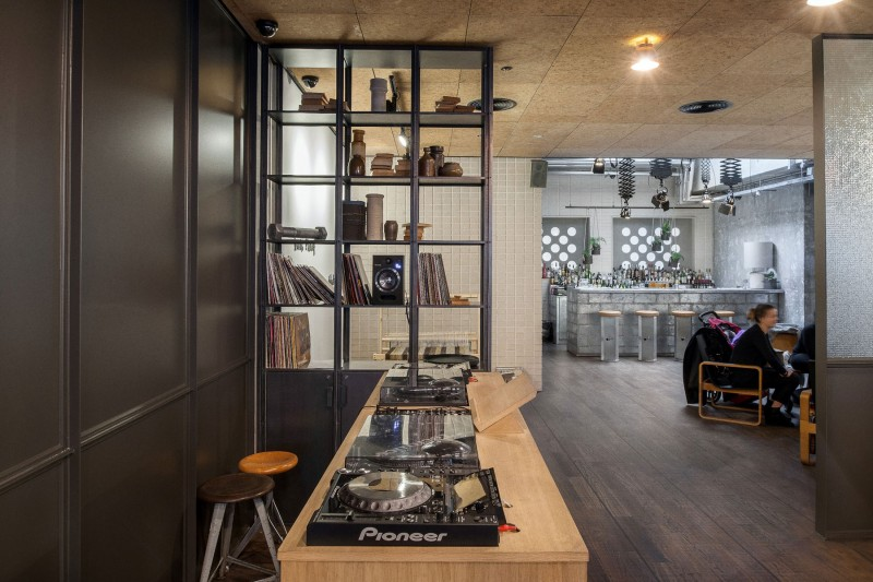 Ace Hotel London by Universal Design Studio 17