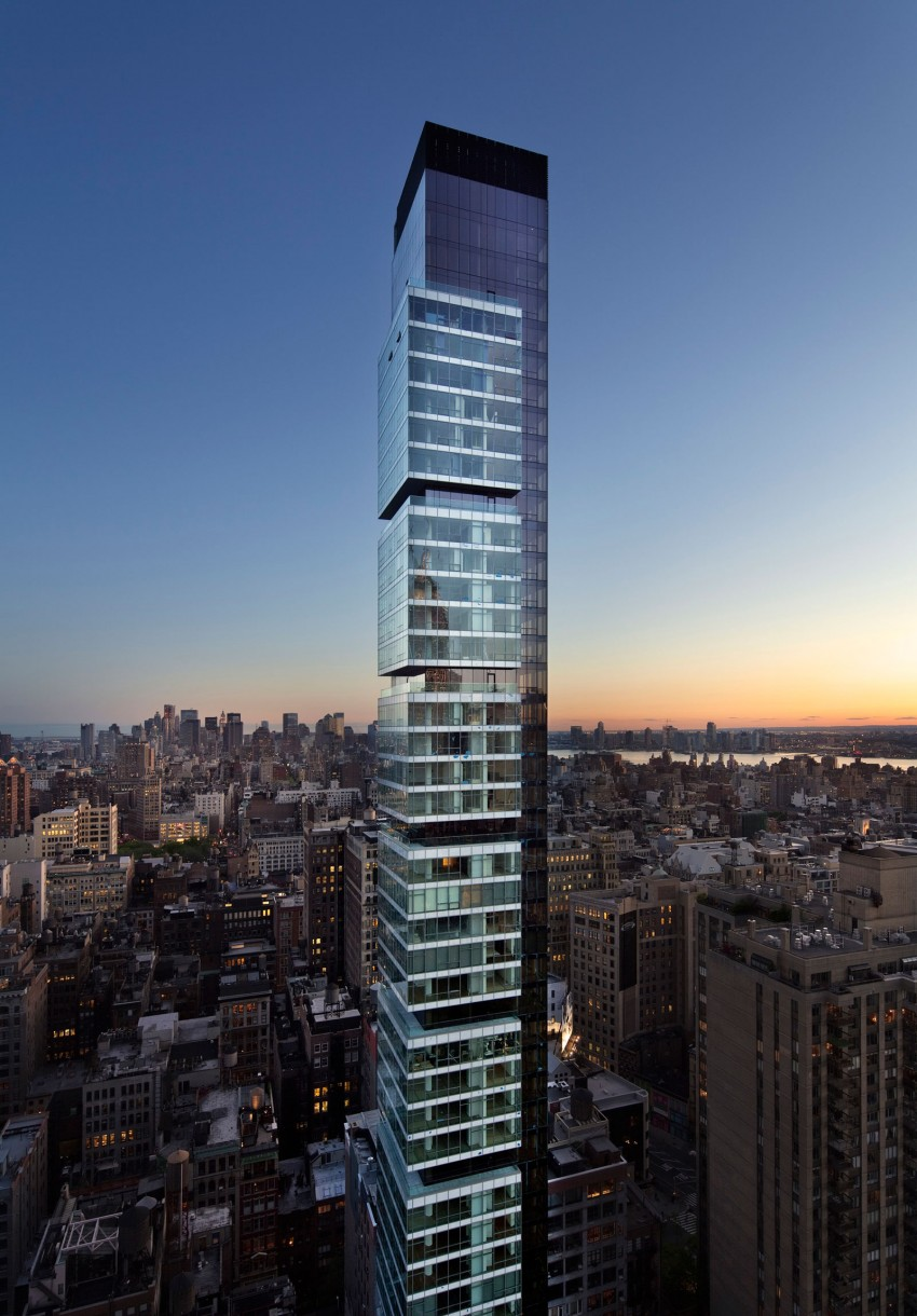 Billionaire Rupert Murdoch's New Pad in New York City 11