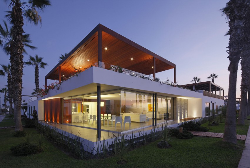 Casa P12 by Martín Dulanto Architect 14