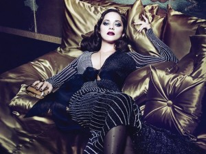 Marion Cotillard For Interview Magazine