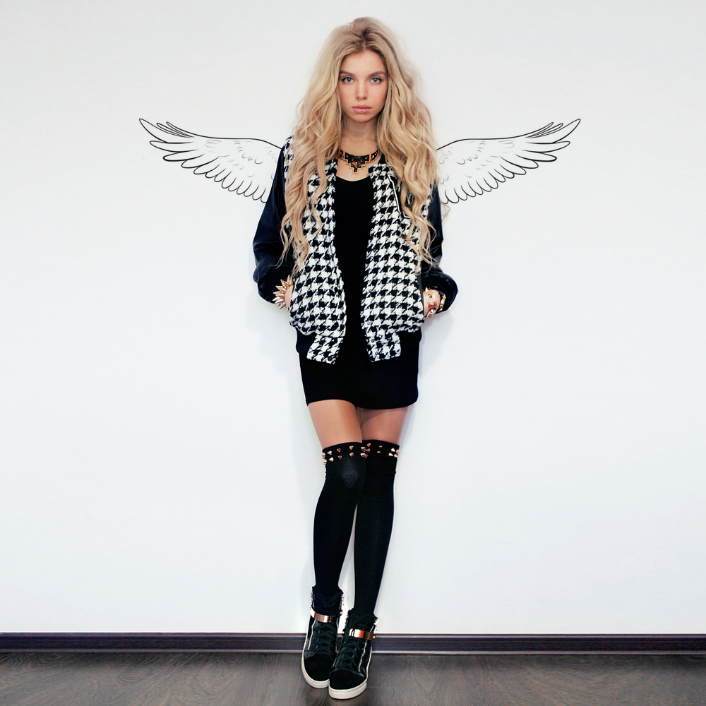TREND Bloggers wearing the bomber jacket 13