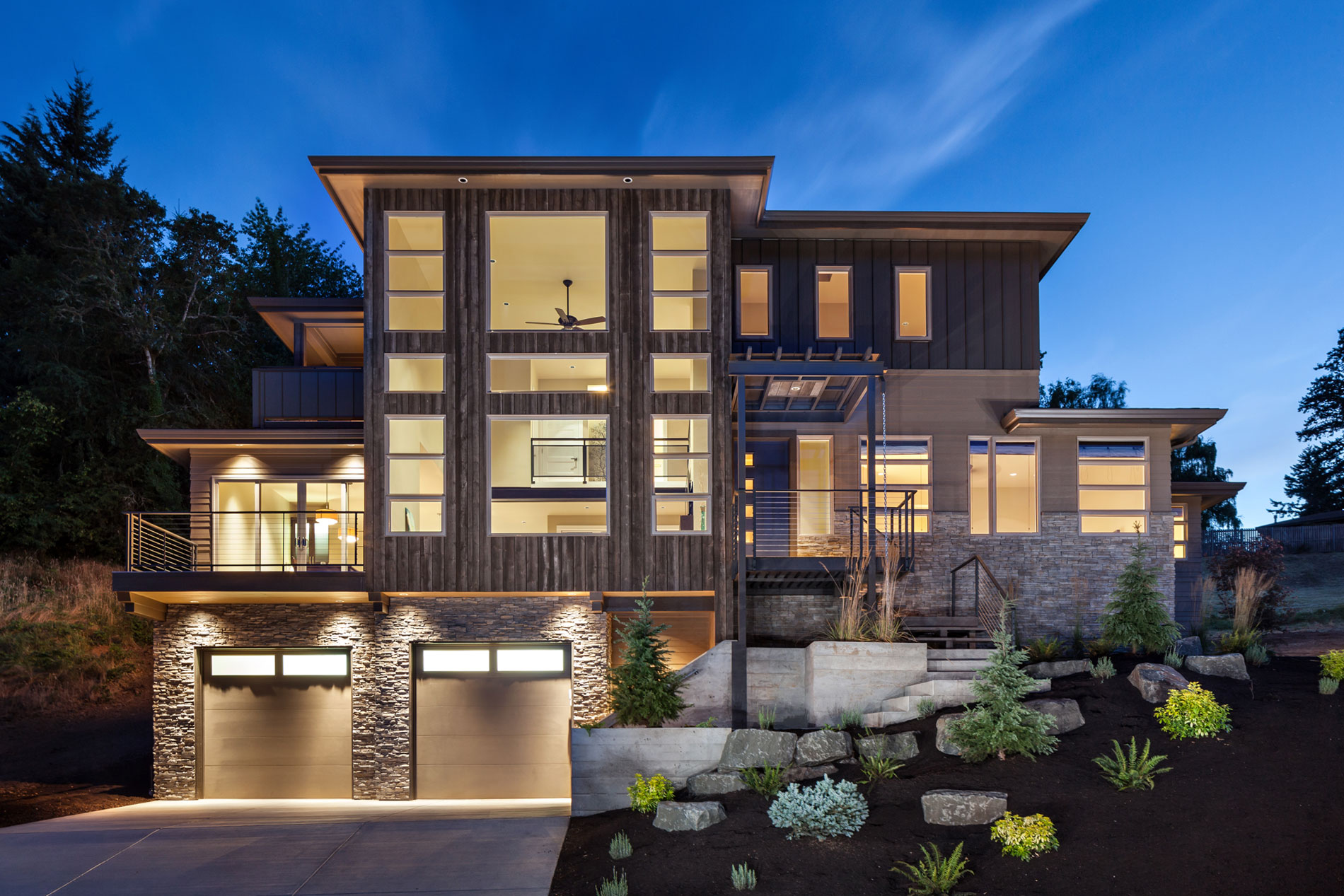 Crest Meadows Residence By Jordan Iverson Signature Homes Ootd Magazine