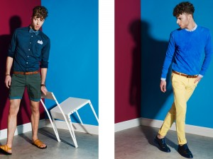 David Naman Spring/Summer 2014 Men's Lookbook