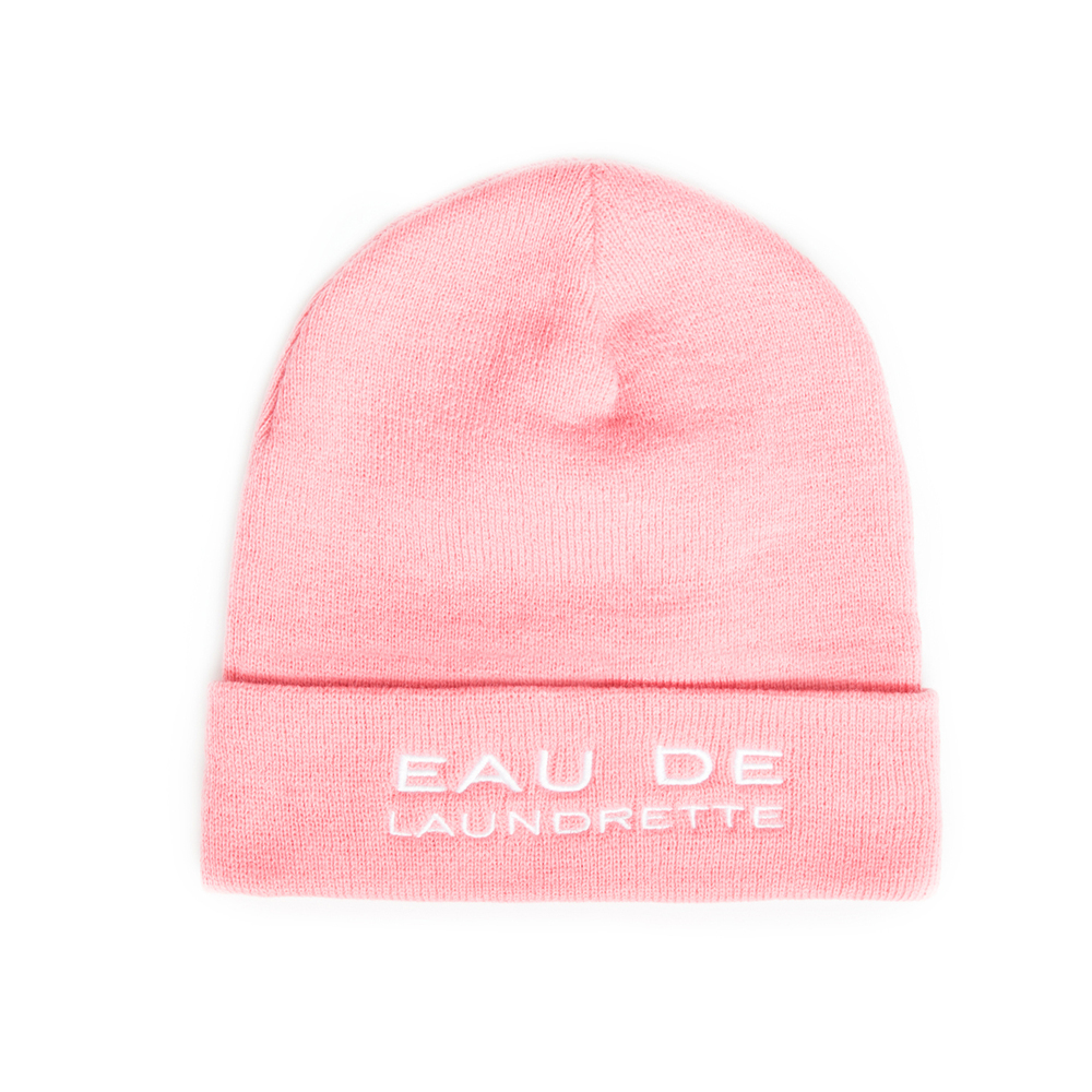 Eau de laundrette pink