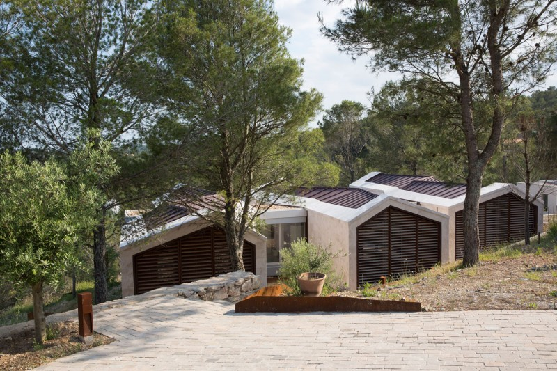 Home in Montpellier by N+B Architectes 01