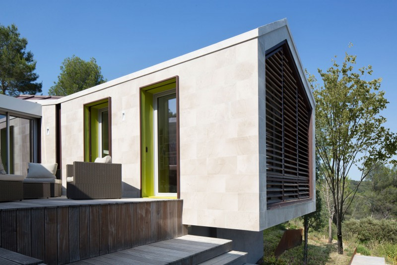 Home in Montpellier by N+B Architectes 10