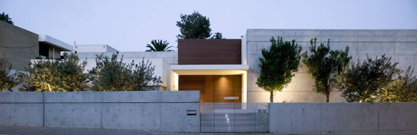Home in Tel Aviv by Axelrod Architects 14
