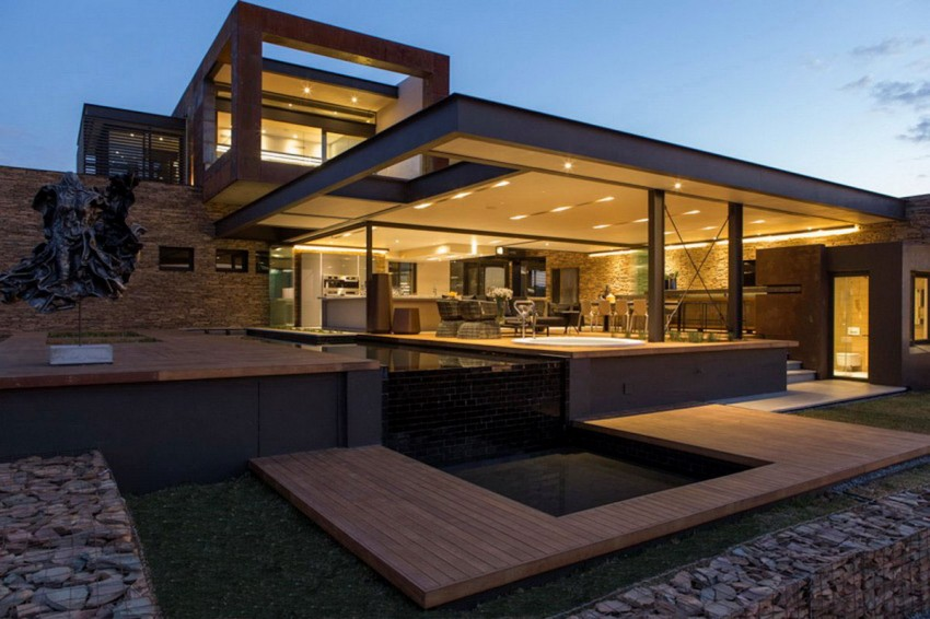 House Boz by Nico van der Meulen Architects 14