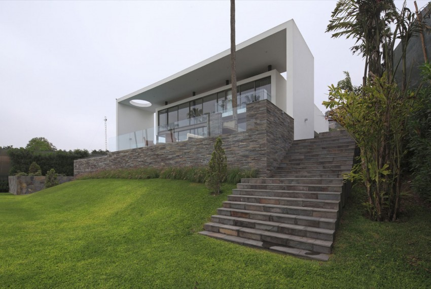 House on the Hill by Jose Orrego 01