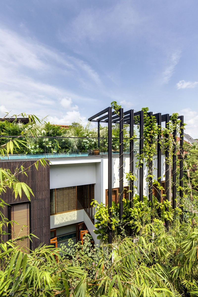 Merryn Road 40A by Aamer Architects 01