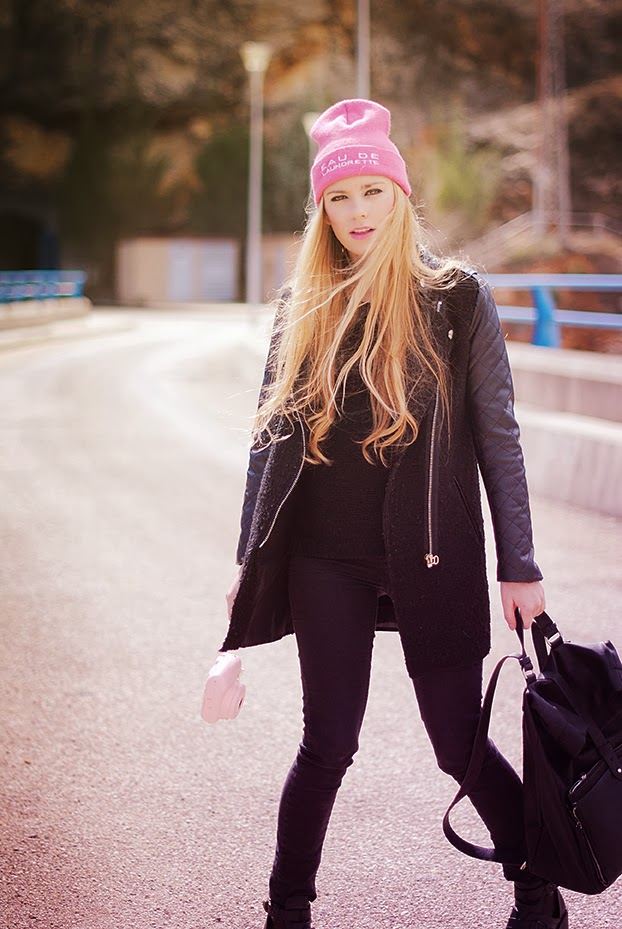 TREND Fashionistas wearing PREMIÈRE Beanies - OOTD Magazine 6