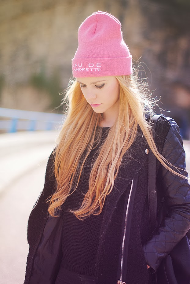 TREND Fashionistas wearing PREMIÈRE Beanies - OOTD Magazine 7