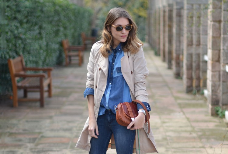 TREND denim on denim - double denim - OOTD Magazine 20