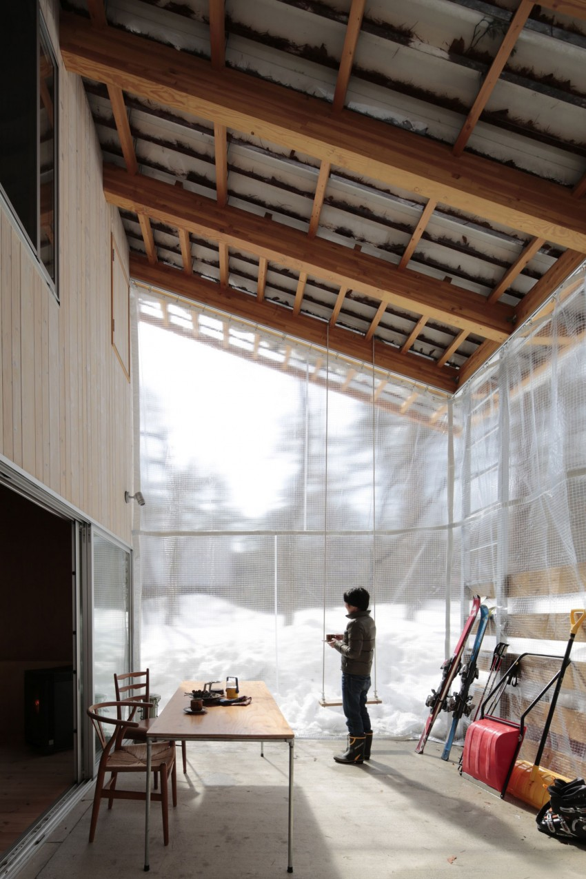 Villa in Hakuba by Naka Architects 04