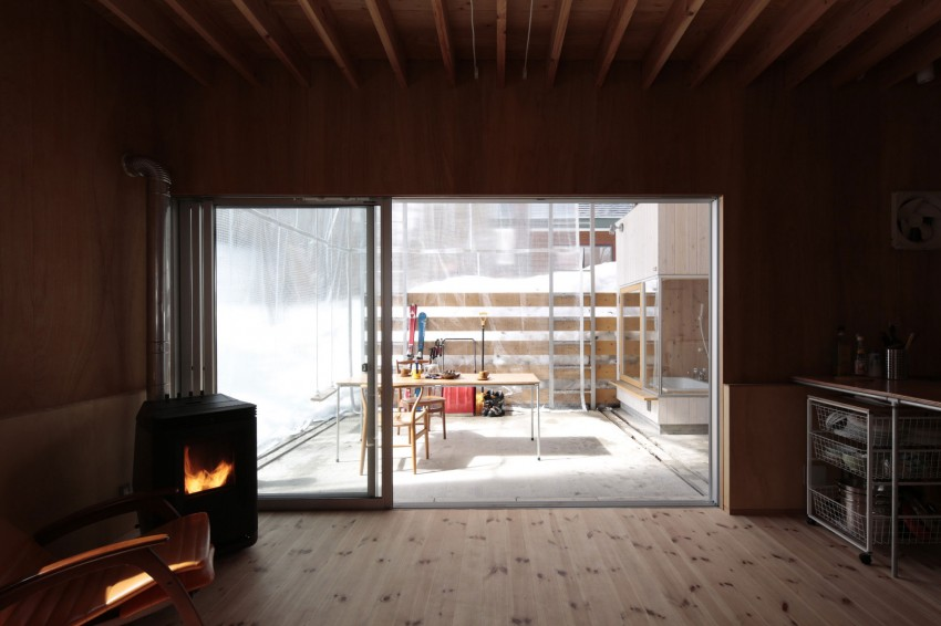 Villa in Hakuba by Naka Architects 07