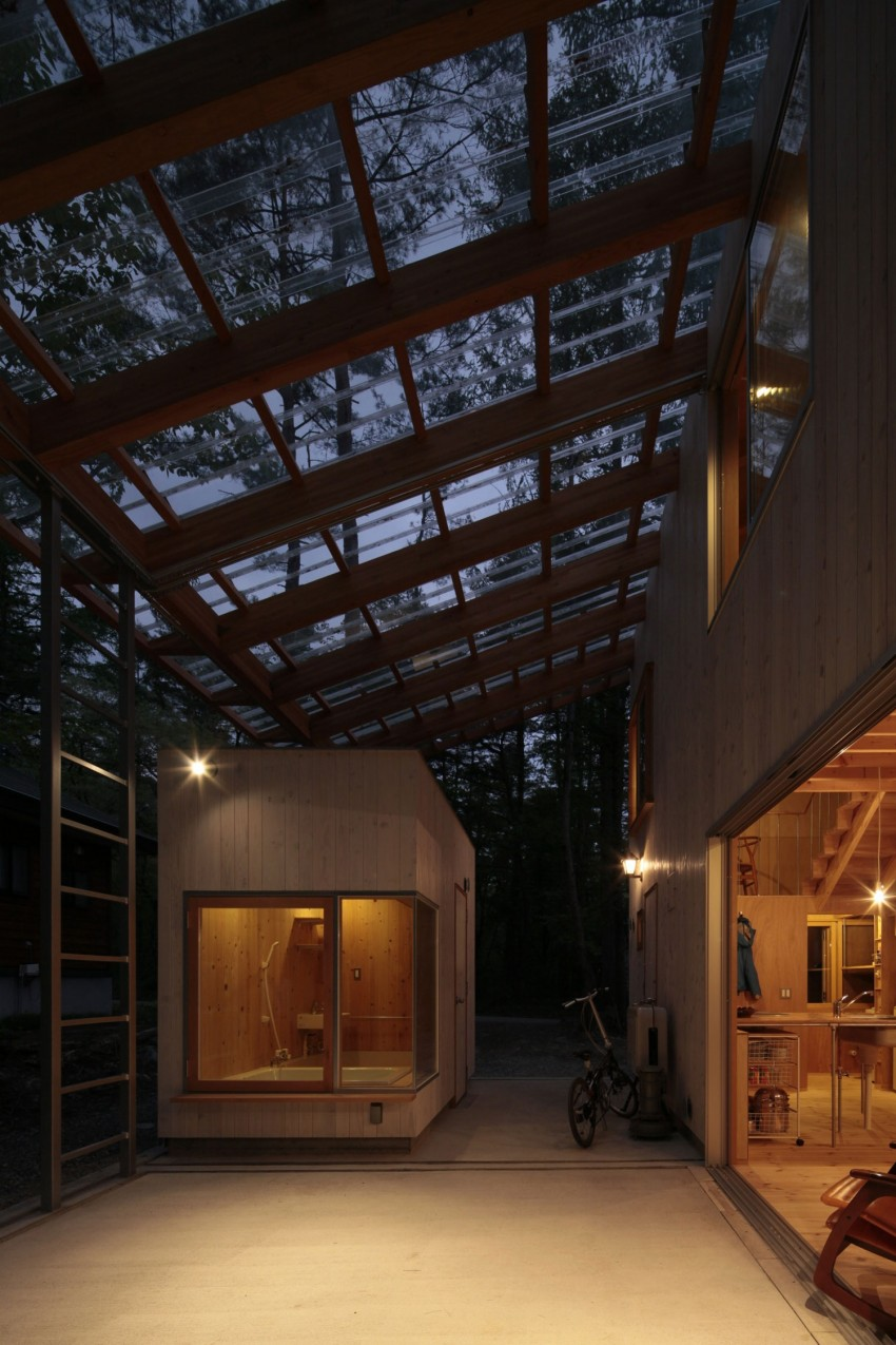Villa in Hakuba by Naka Architects 12