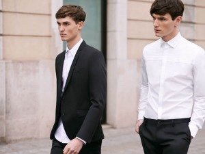 Zara February 2014 Men's Lookbook