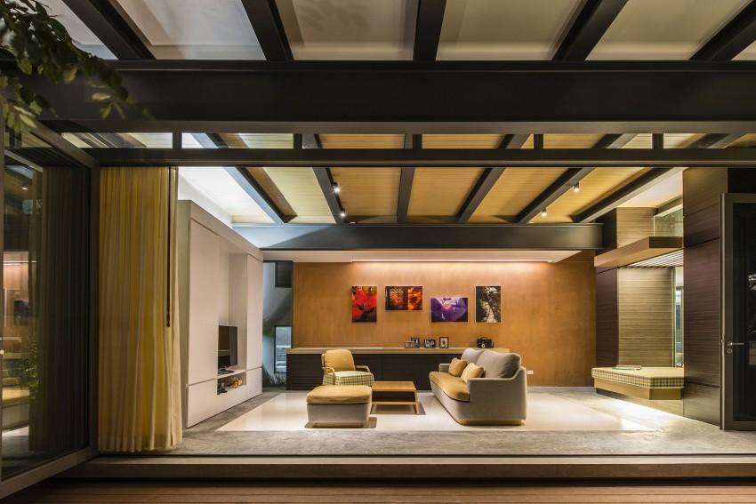 73rd St Penthouse by Turett Collaborative Architects 03