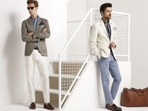He By Mango Summer 2014 Men's Lookbook