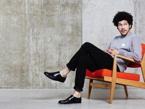 Joel Fry from Game of Thrones for Farfetch