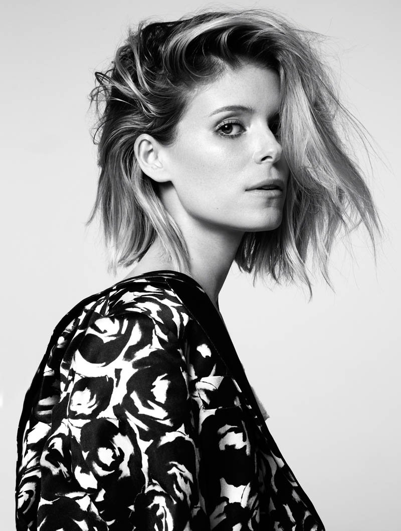 Kate Mara For Glamour UK May 2014 Issue 09