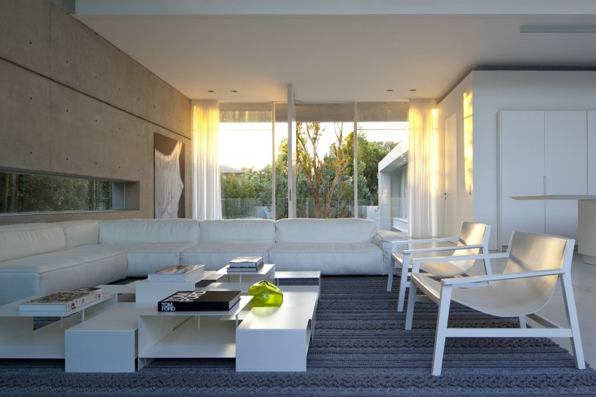 Ramat Hasharon House 13 by Pitsou Kedem Architects 07