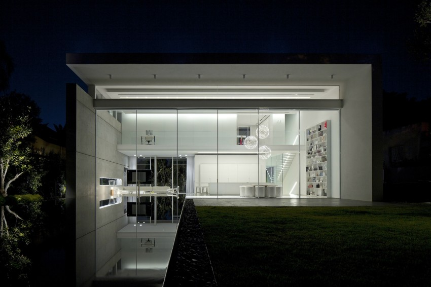 Ramat Hasharon House 13 by Pitsou Kedem Architects 20