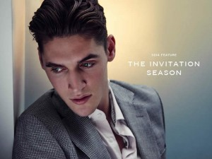 Reiss Spring/Summer 2014 Lookbook