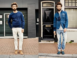Scotch & Soda Spring/Summer 2014 Men's Lookbook
