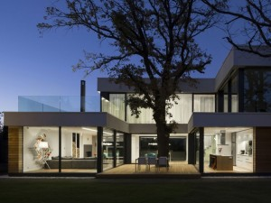 2 Oaks House by OBIA