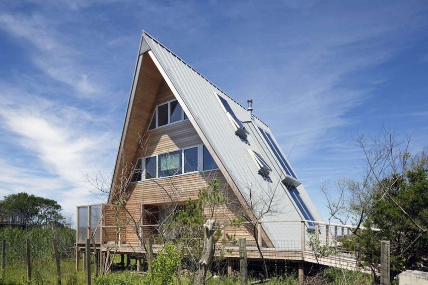 A-Frame Rethink by Bromley Caldari Architects 03