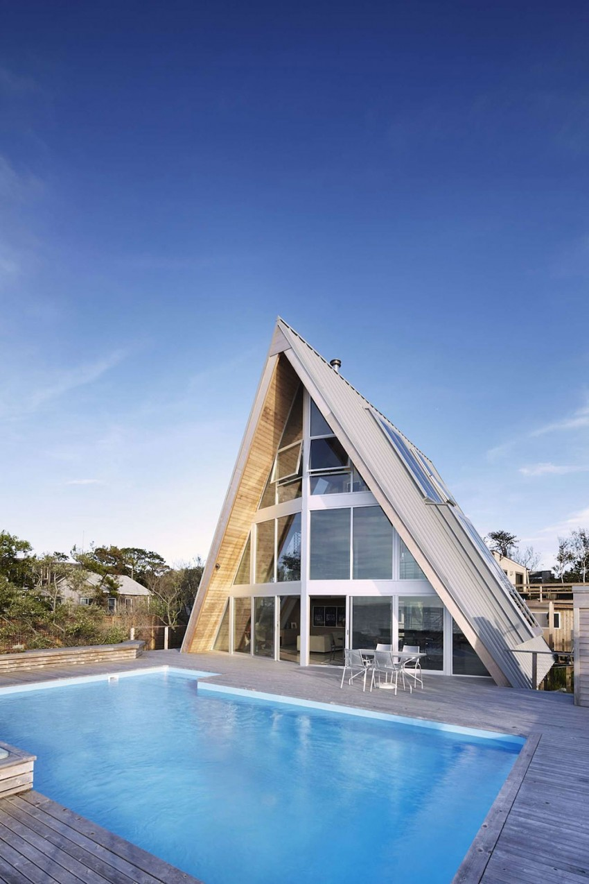 A-Frame Rethink by Bromley Caldari Architects 07