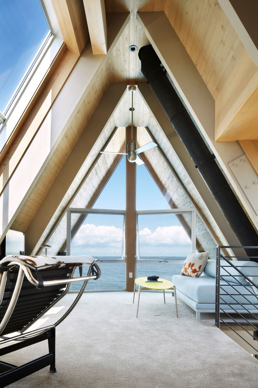 A-Frame Rethink by Bromley Caldari Architects 15