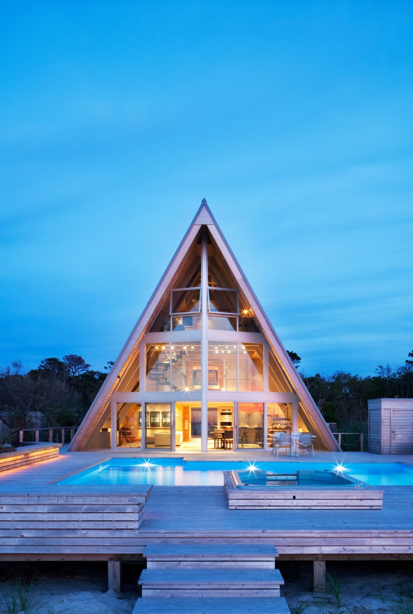 A-Frame Rethink by Bromley Caldari Architects 19