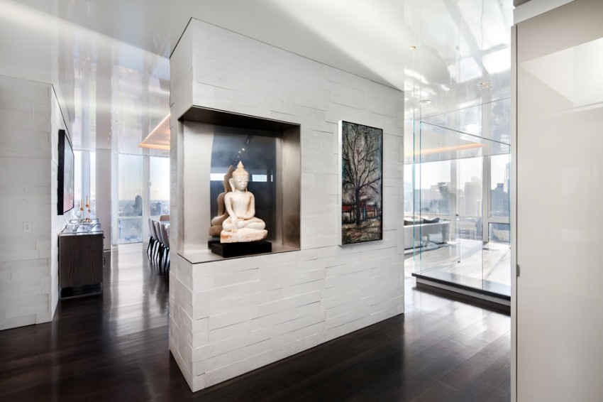 Manhattan Penthouse Architecture by Turett Collaborative Architecture 08