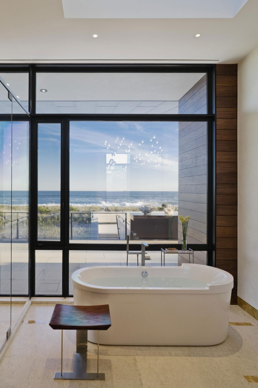 Southampton Beach House by Alexander Gorlin Architects 07